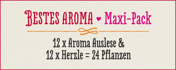 BESTES AROMA · Maxi-Pack